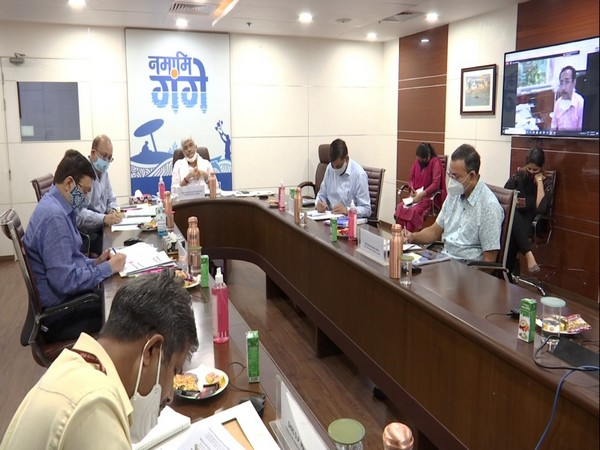 The National Mission for Clean Ganga (NCMG) organised the 6th meeting of the Empowered Task Force (ETF) in New Delhi on Friday.