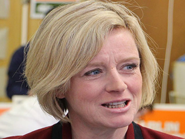 Alberta NDP Leader Rachel Notley thrown out of house in Bill 22 stand-off