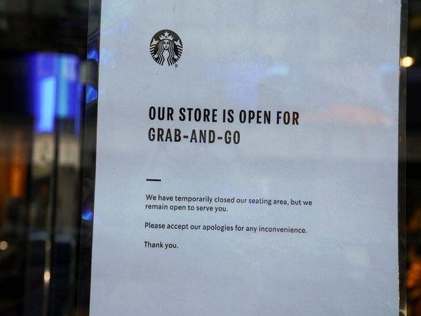Coronavirus leads Starbucks to close US cafes, shift to drive-thru service only
