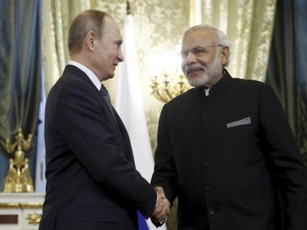 Russia extends greetings on PM Modi's 70th birthday, lauds his leadership