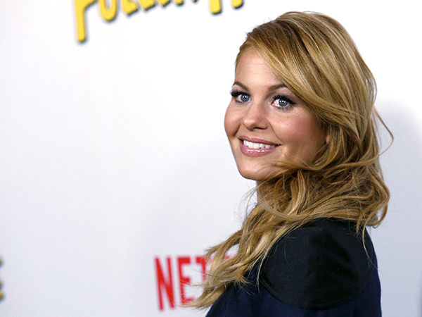 Candace Cameron Bure addresses 'inappropriate' PDA pic with husband after backlash from Christian fans