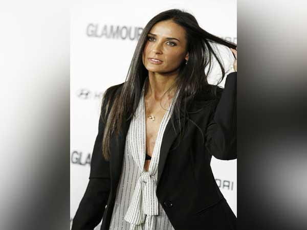 Demi Moore goes nude on Harper's Bazaar cover, reveals miscarriage, battles with substance abuse