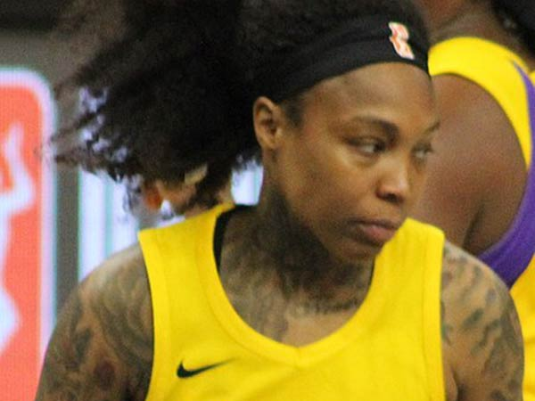 Ex-WNBA star Cappie Pondexter arrested in Los Angeles, found safe after reportedly vanishing