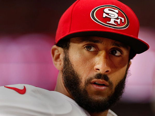 Colin Kaepernick pens note to LeBron James: 'Thank you for staying true'