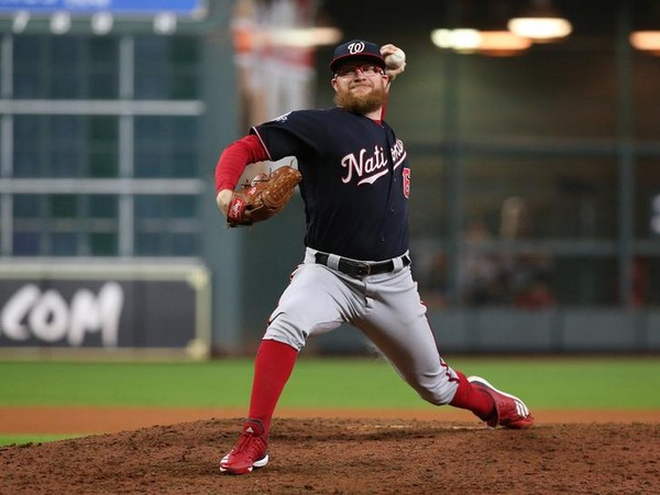 Washington Nationals pitcher Sean Doolittle declines White House invitation