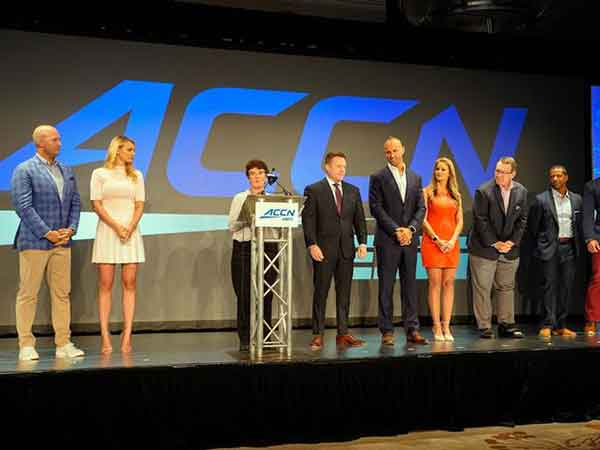 ACC Network goes live as college sports wars heat up