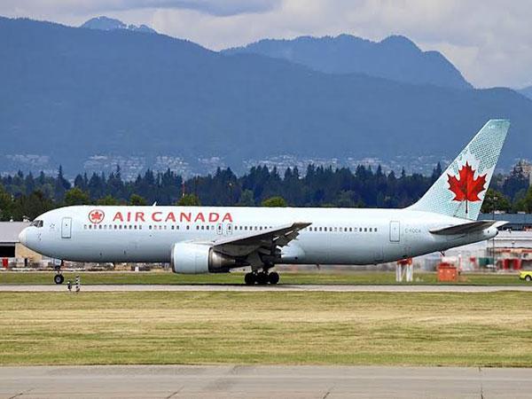 No running water on Air Canada flight from China during worsening coronavirus outbreak