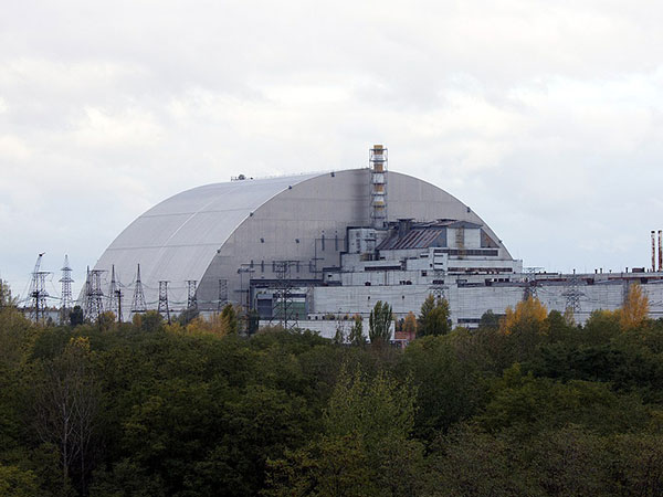 Judith Miller: Chernobyl -- Here's what I saw, heard and felt when I visited the site last year