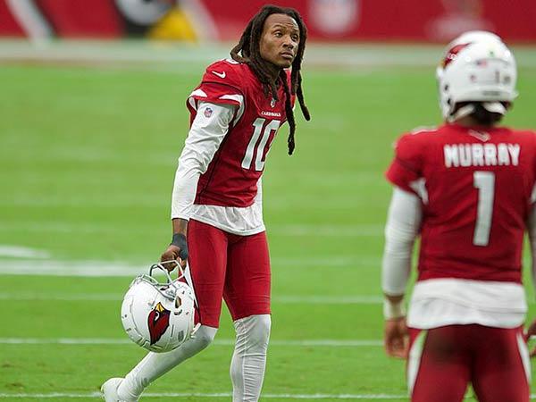 Cardinals' DeAndre Hopkins calls out Texans CEO Cal McNair