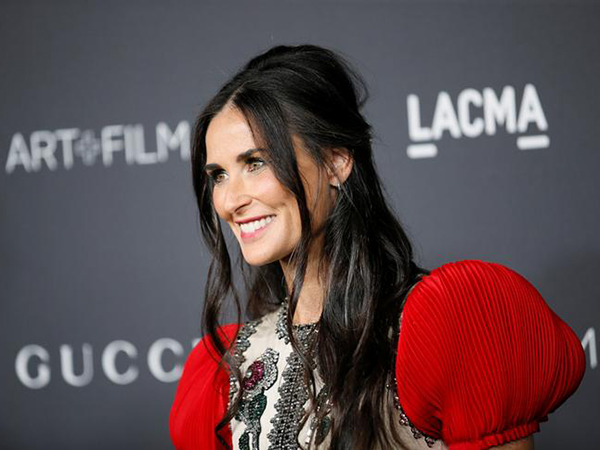 Demi Moore says Ashton Kutcher's opinions on alcoholism helped convince her to end her sobriety