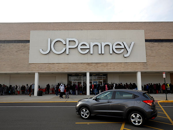 JCPenney CEO says company could exit Chapter 11 bankruptcy process before the holiday season