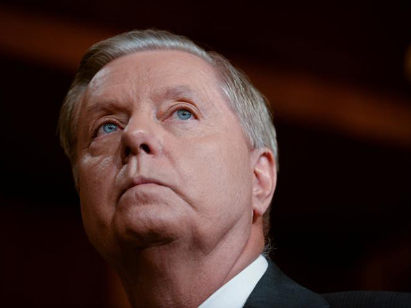 Susan Rice calls Lindsey Graham a 'piece of s---'