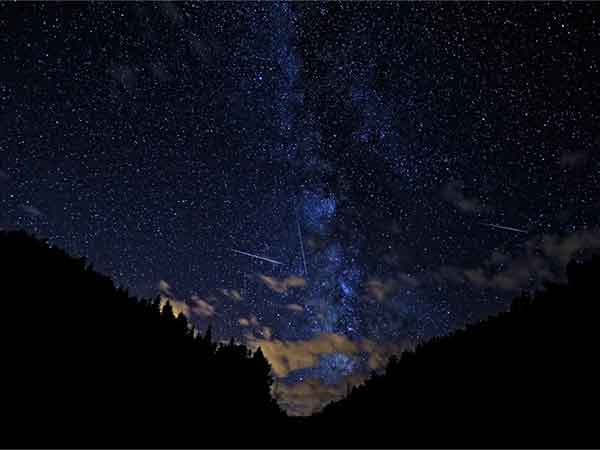 Look up! One of the best meteor showers of the year, the Perseids, peaks tonight