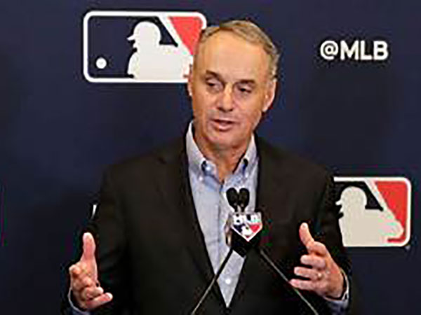 }Rob Manfred reveals MLB never intended to play more than 60 games