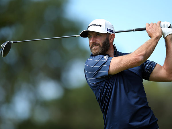 Dustin Johnson tests positive for coronavirus, withdraws from CJ Cup