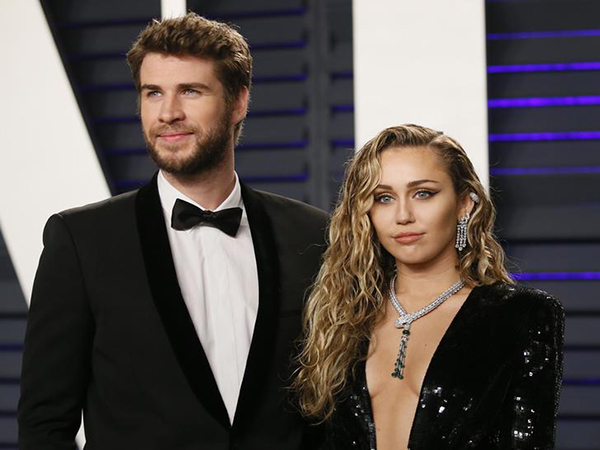 Miley Cyrus, Liam Hemsworth separate after less than a year of marriage