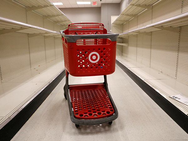 Target letting shoppers reserve spots in line as part of new COVID-19 safety measures