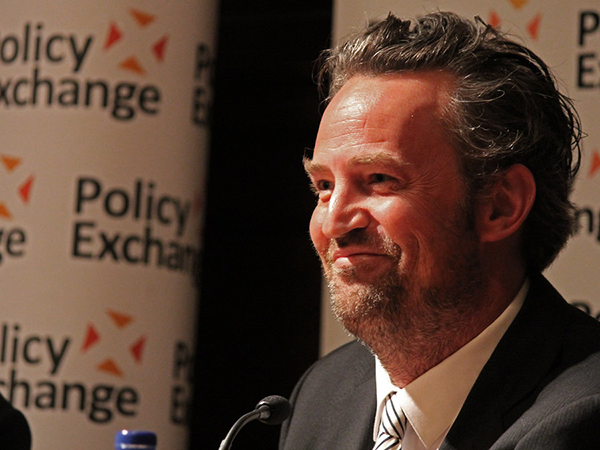 Matthew Perry 2021