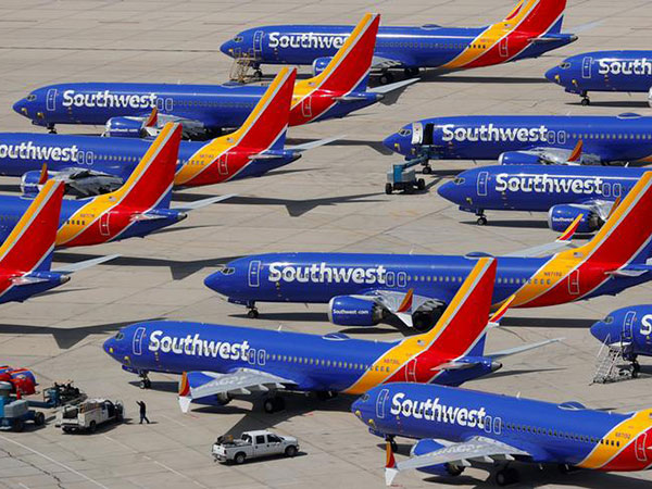 Southwest pilots union concerned about speed of 737 MAX return