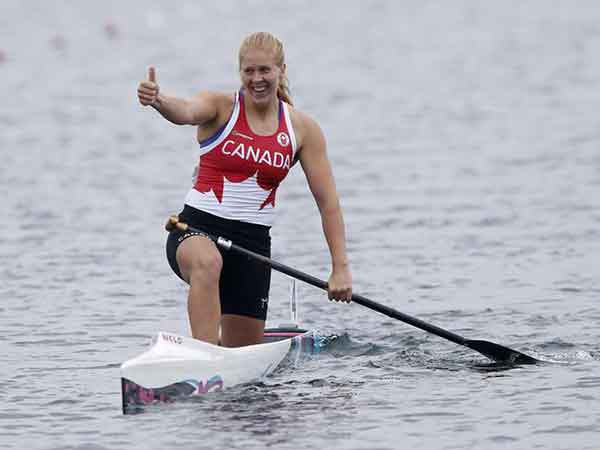 Canada's Vincent Lapointe reveals she tested positive for muscle-building substance