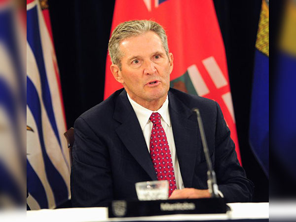 Pallister makes it official: Manitoba election is Sept. 10