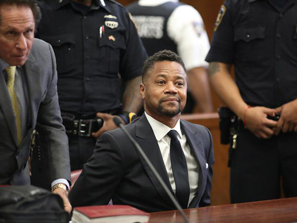 Cuba Gooding Jr. sued by bartender over alleged groping: report