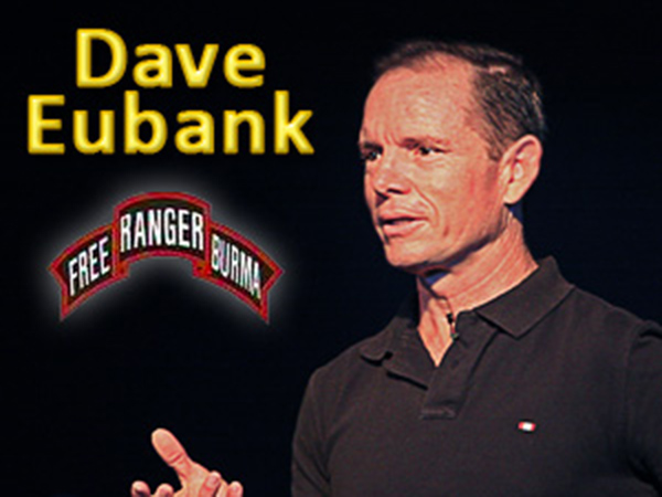 Meet the veterans who left the military but not the battlefield: Dave Eubank and the Free Burma Rangers