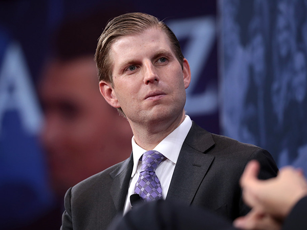 Eric Trump calls Biden's African American comments 'disgusting,' says debates will be 'absolute bloodbath'