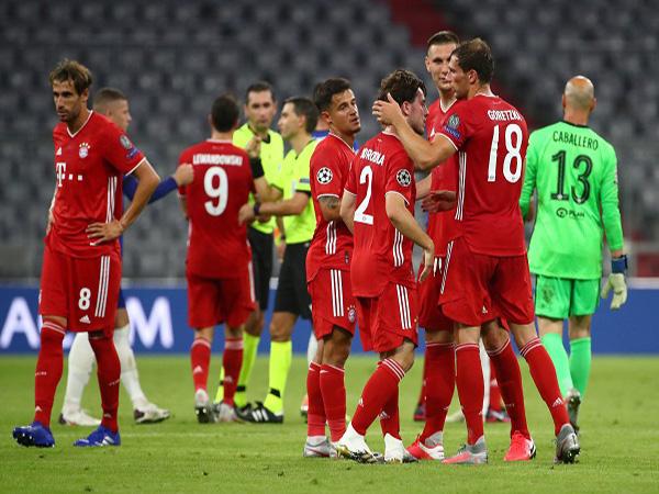 Bayern, Barca set up Champions League quarterfinal clash