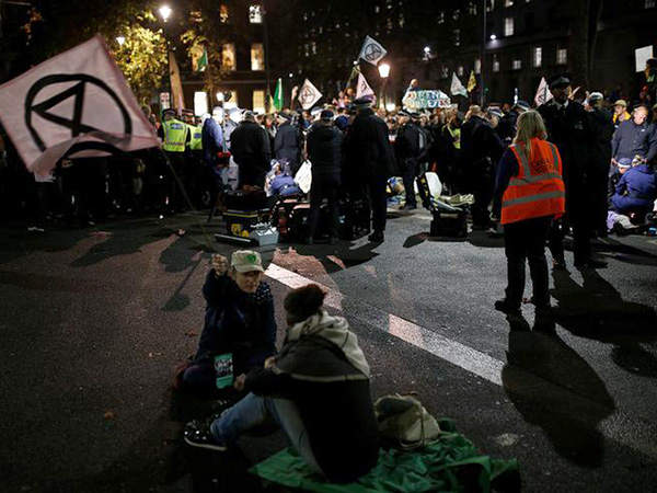 What is Extinction Rebellion and what are its demands?