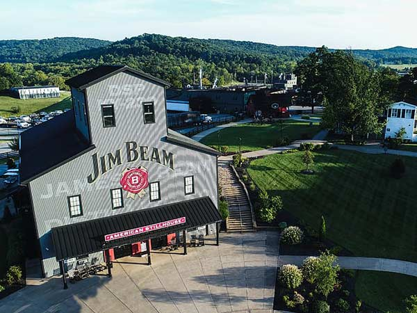 Jim Beam offers 1 customer a 'snow globe experience' for socially distant celebrations