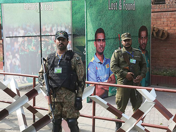 Extra security for T20 series in Lahore