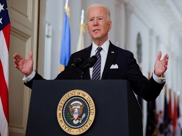 Biden says he has reached deal with bipartisan senators on infrastructure plan