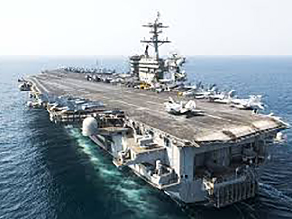 U.S. aircraft carrier leadership aggravates COVID-19 outbreak: Pentagon watchdog