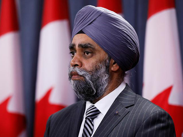 New NATO mission won't mean a net increase in Canadian troops in Iraq: Sajjan