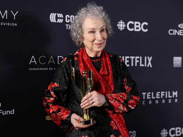 Margaret Atwood's The Testaments gets early release - by accident