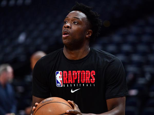 Raptors hope OG Anunoby's buzzer-beater is this year's dose of playoff 'magic'