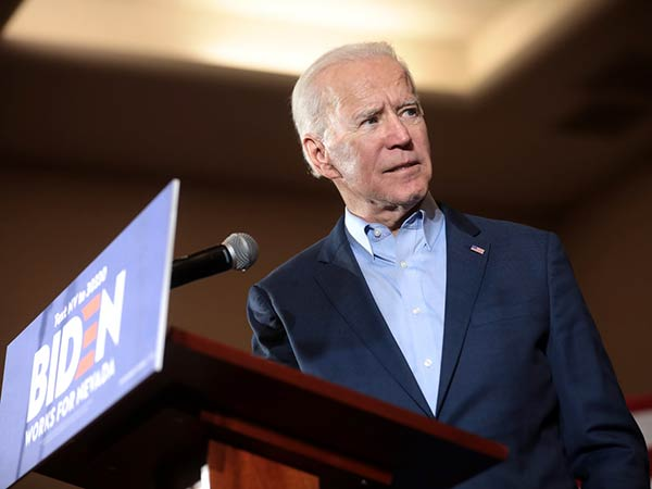Biden says Russia key threat to US