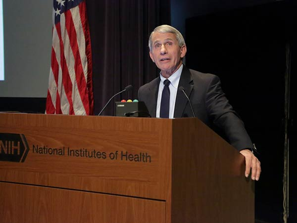 Fauci warns that Covid-19 infection rates are too high heading into winter