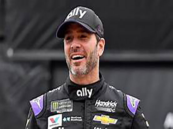 NASCAR's Jimmie Johnson 'confused' by his COVID-19 tests