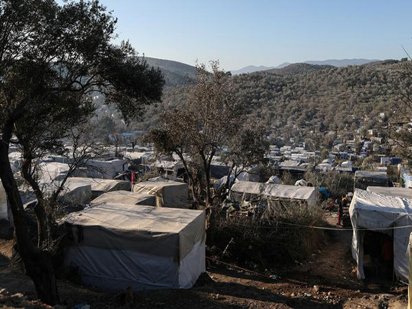 At least 140 children with serious health conditions living at Moria migrant camp, says MSF