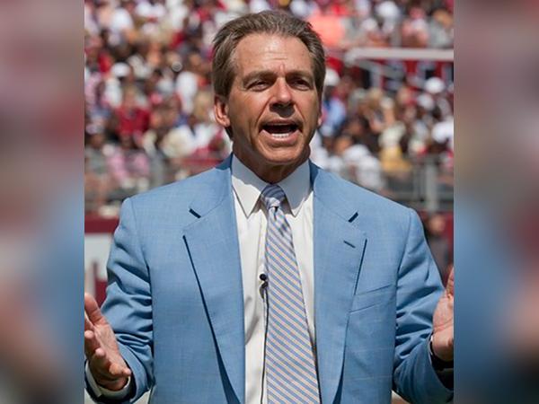 Alabama head coach Nick Saban tests positive for COVID-19