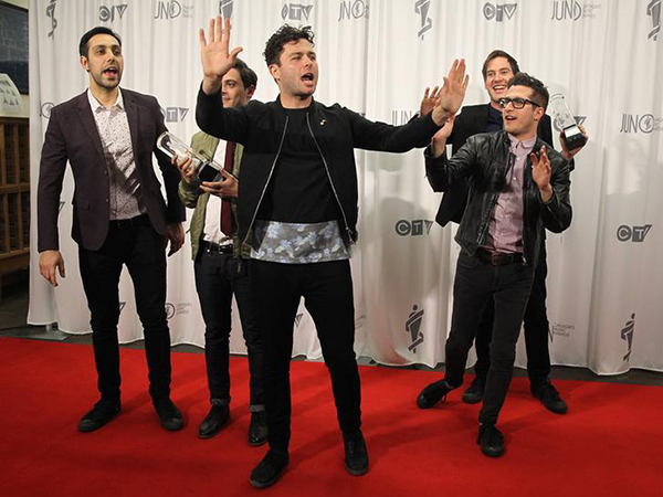 Arkells fight COVID-19 social distancing isolation with online music classes