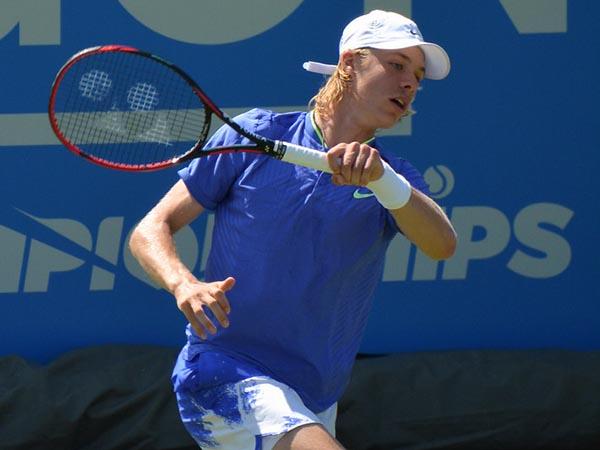 Shapovalov becomes 1st Canadian man to reach U.S. Open quarter-finals