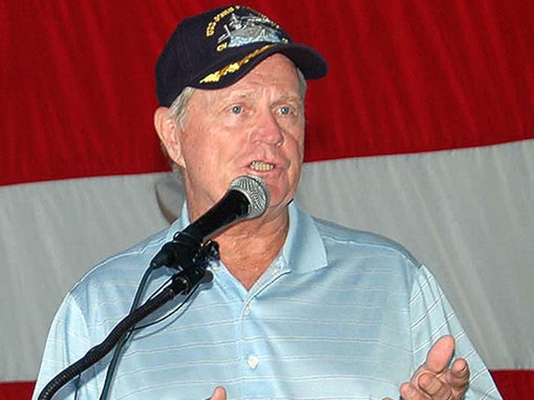 Jack Nicklaus reveals he tested positive for coronavirus in March, recovered