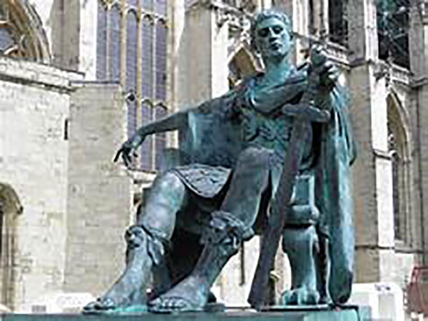 Debunked: English cathedral York Minster's statue of Constantine not under threat | #TheCube
