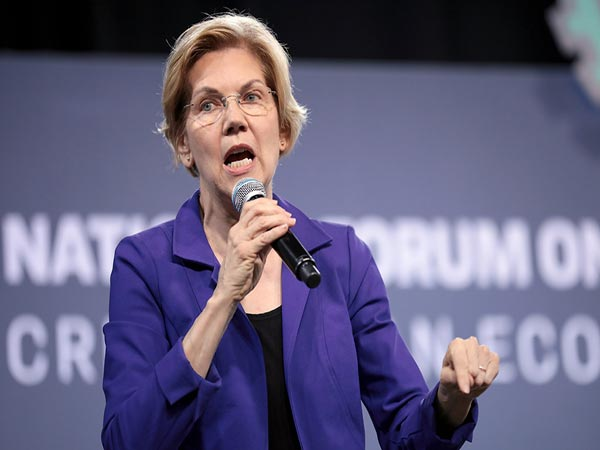 Warren, in rare Sanders rebuke, hits fellow 2020 Dem over his leaked campaign messaging