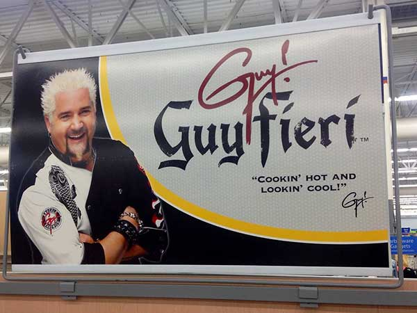 Guy Fieri's Trash Can Nachos to be offered nationwide alongside gourmet options on Goldbelly