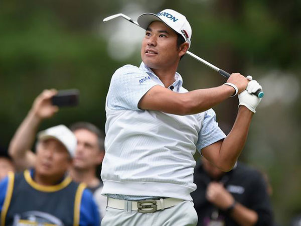 International Team's Matsuyama aims for Tiger revenge at Presidents Cup