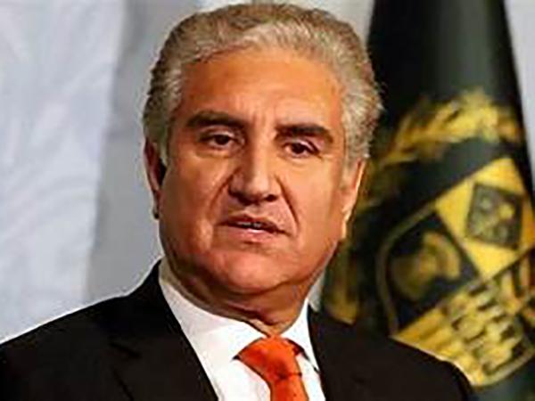 Pakistan's Min. Qureshi Calls Afghan Truce 'Breakthrough'